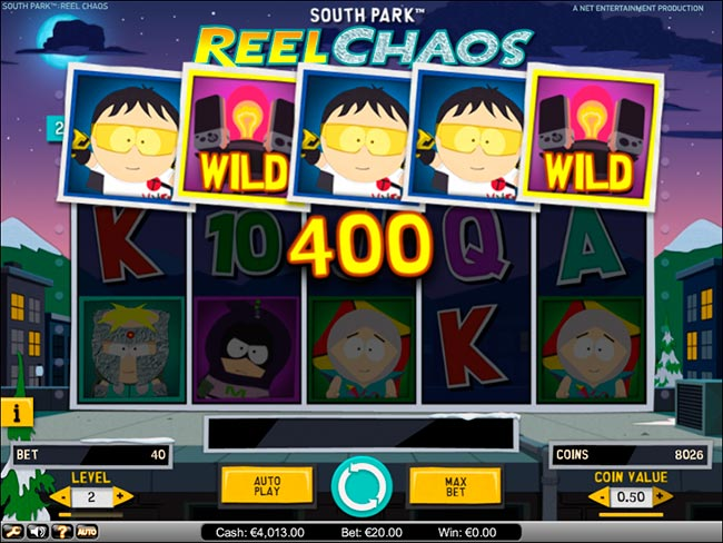 South Park – reel chaos